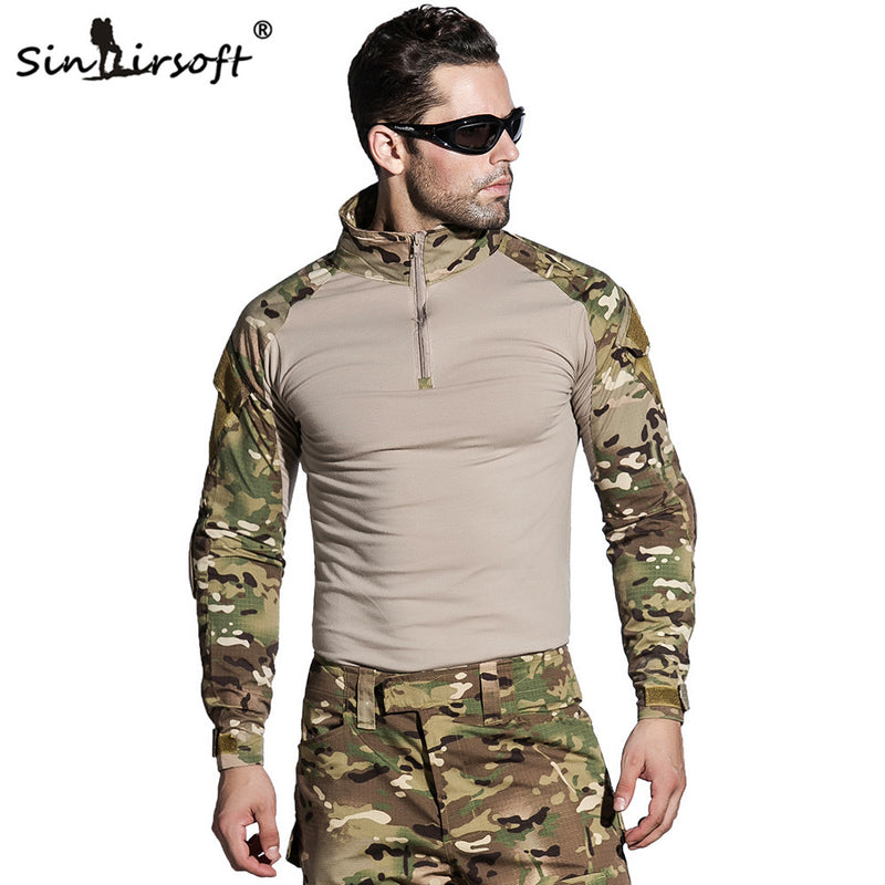 Multicam Combat Shirt & Pants Combination