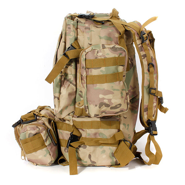 Tactical Molle Backpack 50L