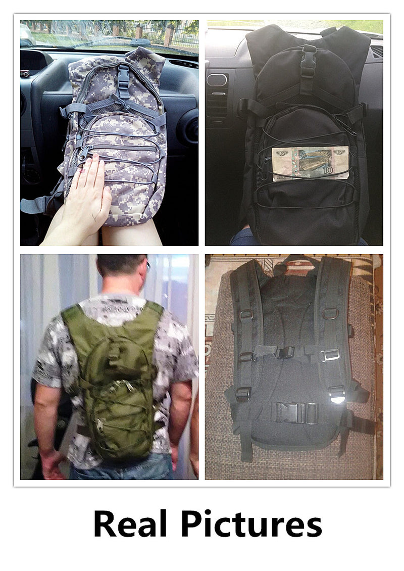 Backpack Tactical Camouflage