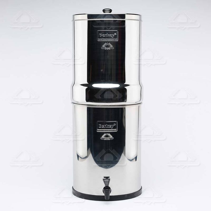 Imperial Berkey® System (4.5 gal) with 4 Black Water Filters