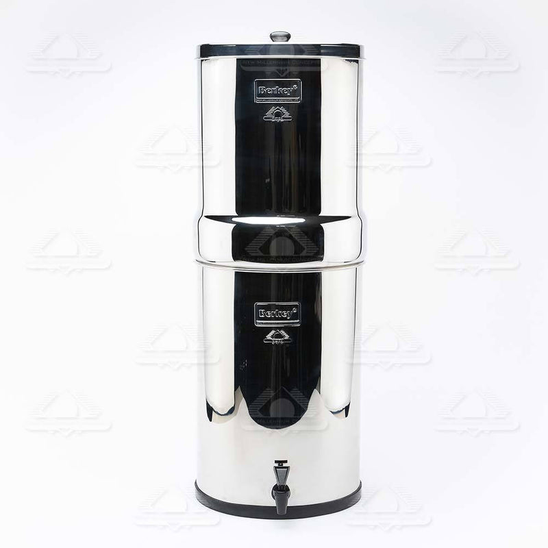 Crown Berkey™ Water Filter Systems (6 gal) with 4 Black Filters