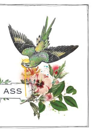Dat Ass Greeting Card