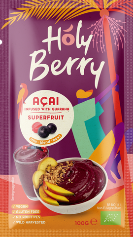 Acai & Guarana - Traditional Blend