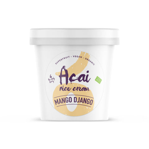 Acai Nice Cream - Mango Django (10x110ml)
