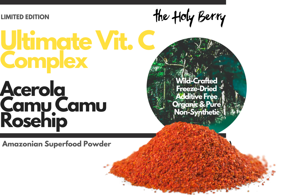 Ultimate Vit. C Complex (180g) - Limited Edition