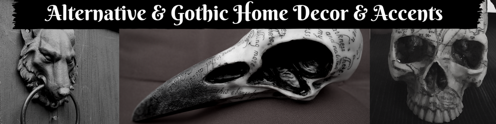 DARKOTHICA Alternative Gothic Home Decor Accents And Gifts