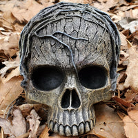 gothic home decor tree spirit skull skull decor