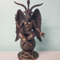 DEFECT DISCOUNT - Baphomet Statue