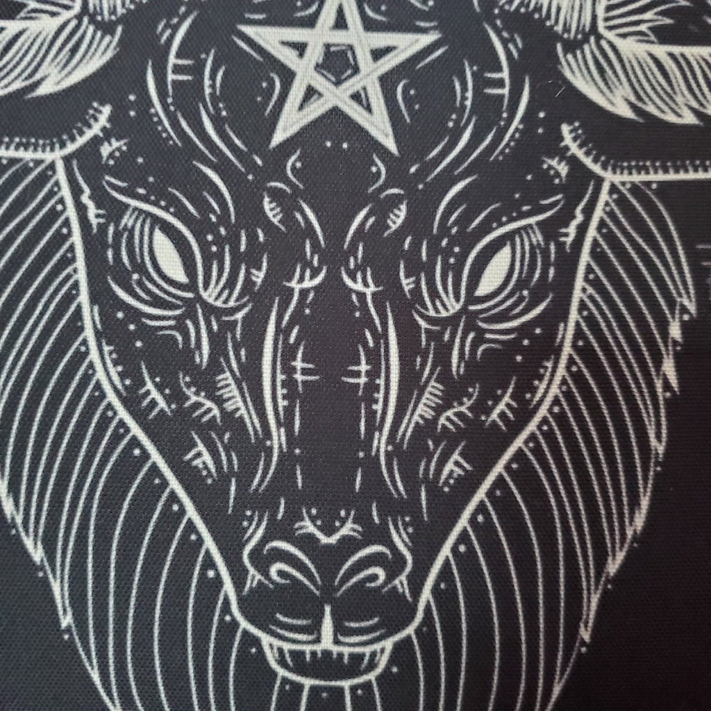 Baphomet Pillow