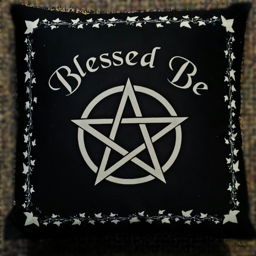Blessed Be Pillow