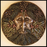 Winter Wall Plaque