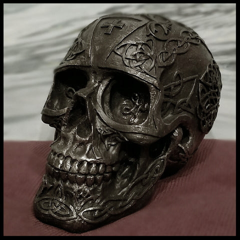 Small Celtic Skull