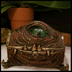 Mimic box dragon box home decor dragon home decor dragon curio box dragon box
