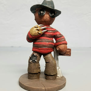Freddy krueger collectible horror nightmare on elm street statuary