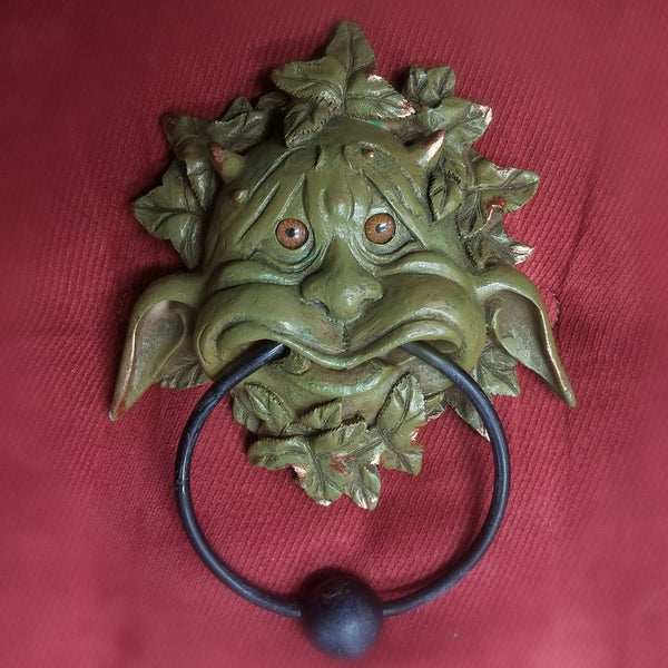 Tree Gargoyle Door Knocker