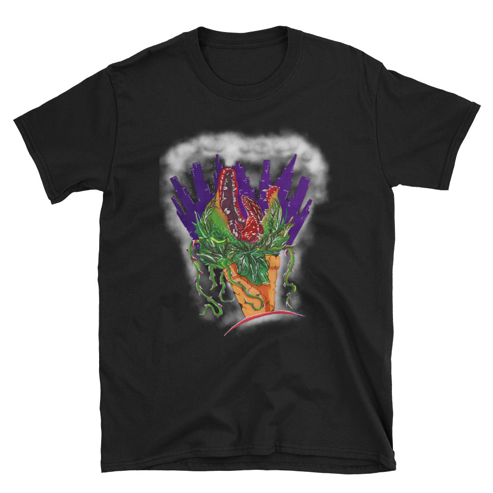 darkothica Little shop of horrors t-shirt shirt tshirt horror movie shirt