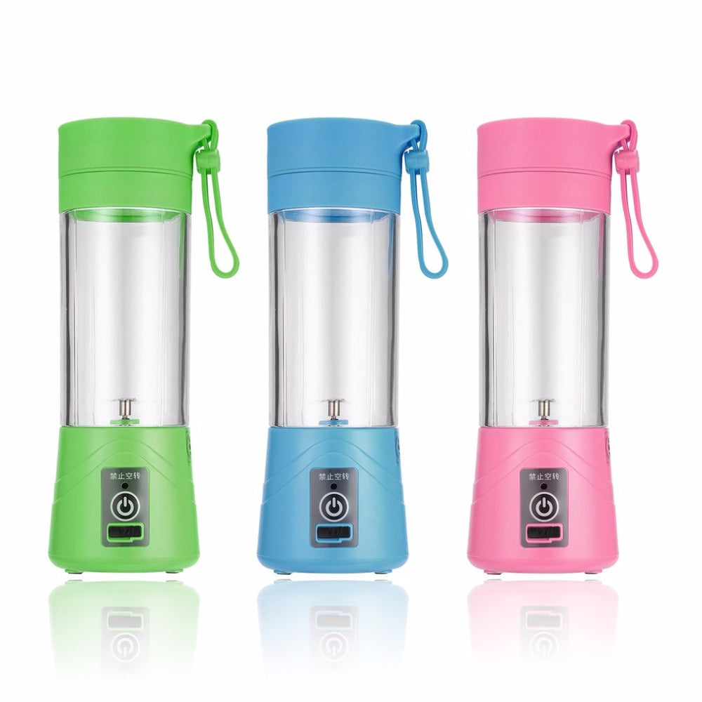 Rechargeable Juicer Bottle | USB