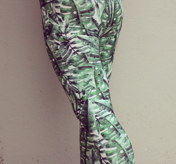 Jungle Fever Leggings by Spiritgirl