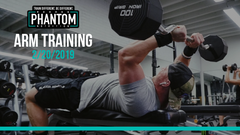 Shoulder Training | 3/20/2019