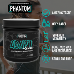 ADAPT+O2Max® II - Performance BCAAs