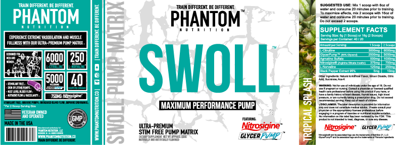 SWOLL® - Pump Matrix