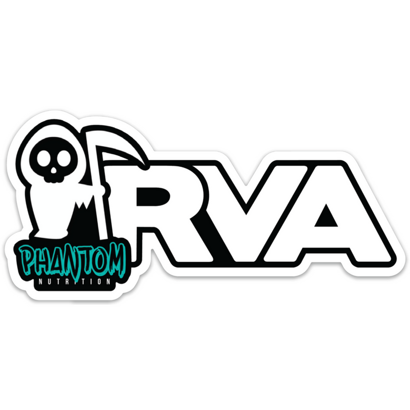 Phantom RVA Sticker