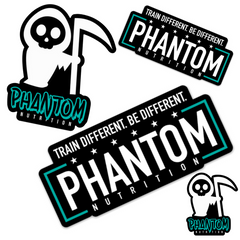 Phantom Sticker Pack
