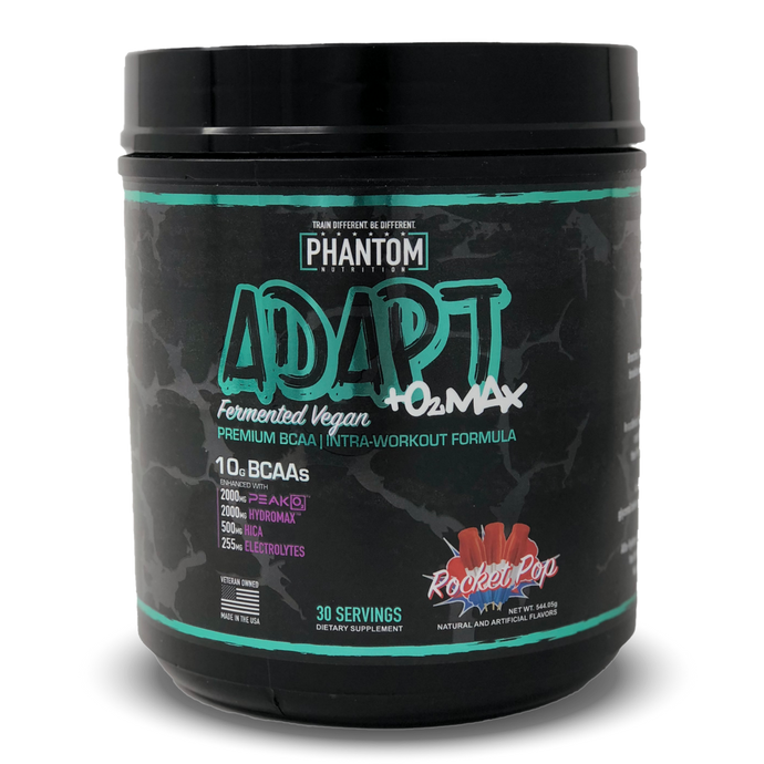 ADAPT+02MAX - Intra-Workout