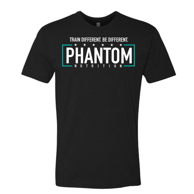 Phantom Nutrition Logo Tee