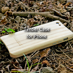 APPLE iPhone 5 | 5s | SE | 6 | 6s | 6+ | 6s+ | 7 | 7+ Timber Wood Case (DEVILCASE)