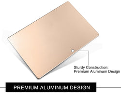 Aluminum Gaming Mouse Pad