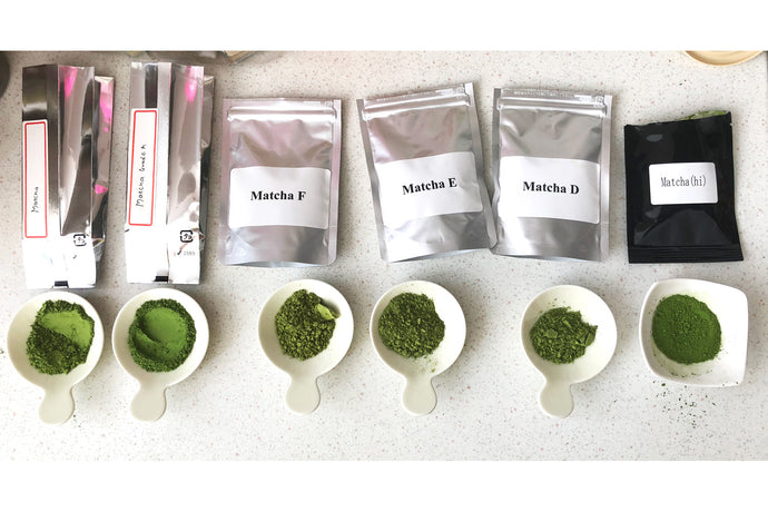 Mad about Matcha!