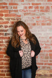 Humble & Kind Cardigan-CURVY