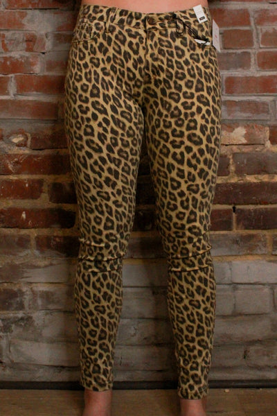 Teaser Leopard Denim-MISSES