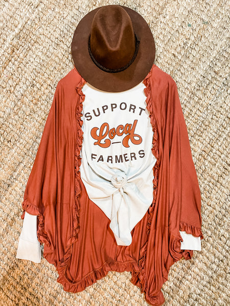 Support Local Farmers Thermal