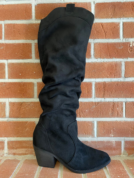 Elsia Knee Boot