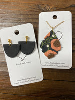 Harts Clay Necklaces