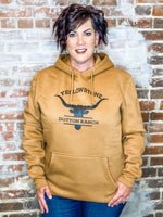 Yellowstone Dutton Ranch Hoodie