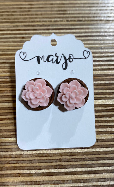 Marjo Stud Earrings