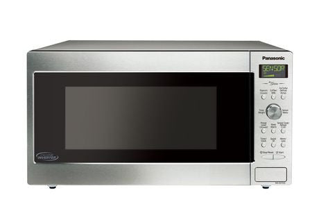 Panasonic 1.6 cu. ft Microwave Oven -Refurbished, ONLY PICK-UP at Samtack