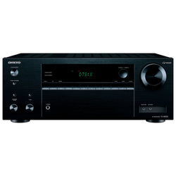 ONKYO TX-NR555 980W 7.2CH NETWORK AV RECEIVER-Refurbished, ONLY PICK-UP at Samtack