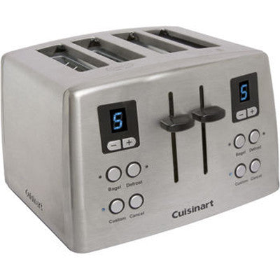 Cuisinart 4-Slice Toaster RBT870-Refurbished, ONLY PICK-UP at Samtack