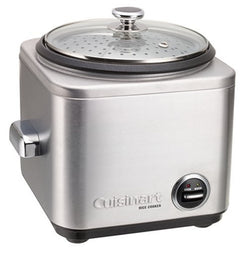 CUISINART CRC400, 7C, RICE COOKER- Refurbished 3 months warranty