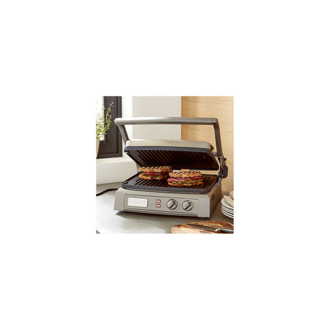 Cuisinart GRID-300 Griddler Deluxe- Refurbished