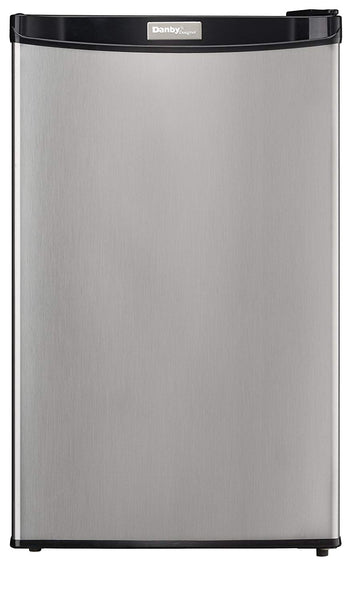 DANBY 3.2 CU.FT REFRIGERATOR- Refurbished 3 months warranty PICK UP ONLY AT SAMTACK