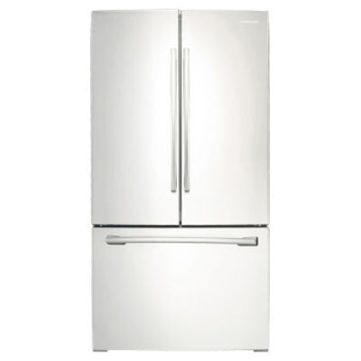 25.5 Cu. Ft. French Door Refrigerator WHITE , Contact us to order
