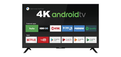 Westinghouse 4K UHD Smart Android TV, 50-in, refburished, only pick-up at samtack