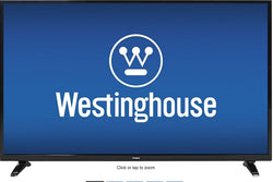 "WESTINGHOUSE 50"" WD50FBR105 1080P SMART TV -Refurbished, ONLY PICK-UP at Samtack"