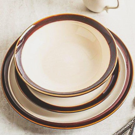 CUISINART 16PC DINNERWARE ANTICA COLLECTION ST1ACBC, ONLY PICK-UP at Samtack