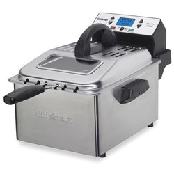 CUISINART Professional 3 Basket Deep Fryer DF-560-Refurbished